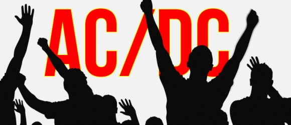 AC DC Konzert